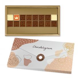 Chocotelegram - Happy Birthday