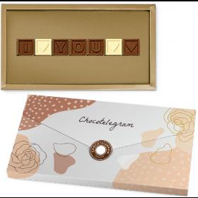 Chocotelegram - I ❤︎ You