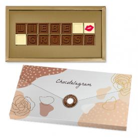 Chocotelegram - Liebe Grüsse