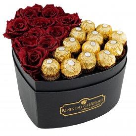 Ferrero Rocher Heart Box